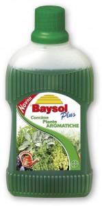 BAYSOL concime liquido Aromatiche 500ml