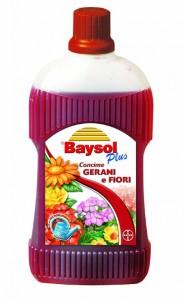 BAYSOL Gerani e Fiori - 1lt